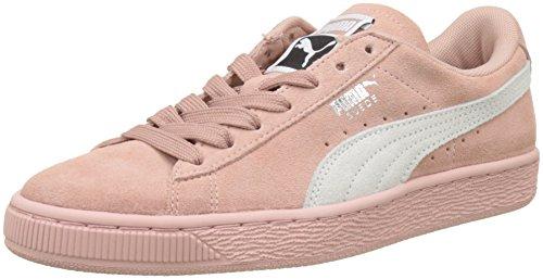 Puma Suede Classic Wn's, Zapatillas para Mujer, Beige (Peach Beige-Puma White), 38 EU