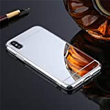Sycode Coque iPhone XR 6.1',Silicone Miroir Housse pour iPhone XR 6.1',Miroir Housse...