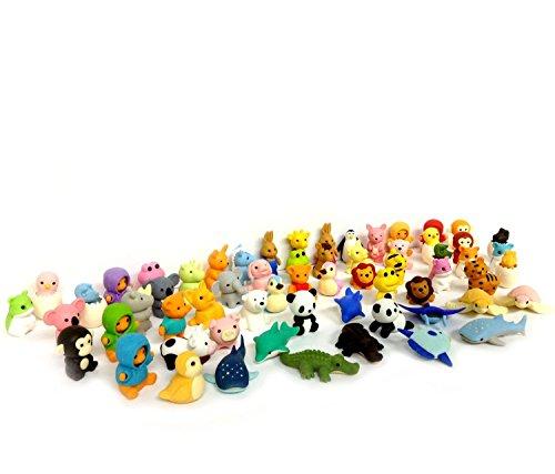 iwako-erasers-animal-overstock-pack-of-10-animals-will-be-randomly-selected-by-iwako