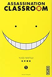 Assassination classroom Vol.1