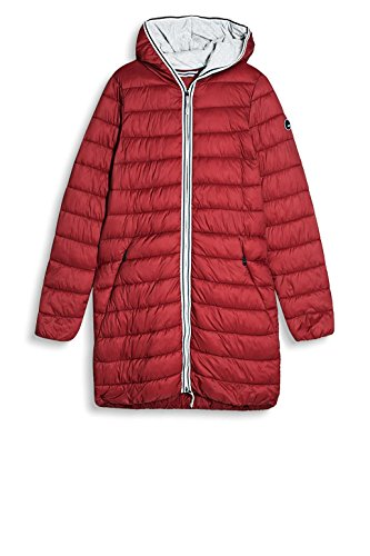 892cb833b66d edc by ESPRIT Damen Mantel Rot Dark Red 610 -hurotherm.eu