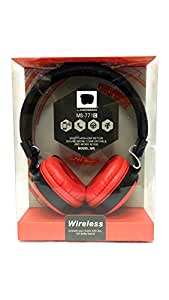 MIRZA Bluetooth HeadPhones for LENOVO s860 (Bluetooth Headphone|| Sports Headphone|| Wire less Headphone||Exra Bass || Exercise Phone || Gym HeadPhone || With Mic || With FM || MS 771 C)