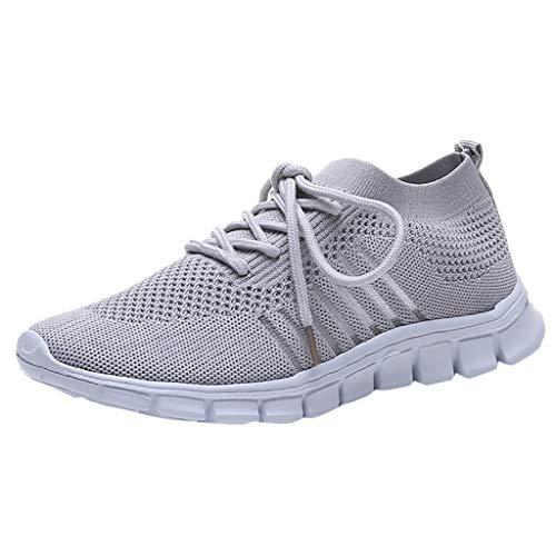 Bluestercool Donna Sportive Fitness Running Sneakers Donna Tessitura Tessitura Calze Scarpe Scarpe Casual Scarpe Studente Scarpe da Corsa