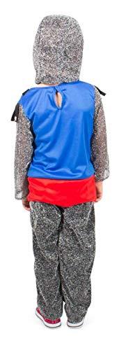 Folat 63273 –Ritter-Kostüm, Jungen, Größe M - 2