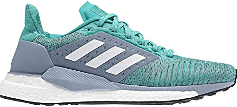 quality design e4246 1cb2e Adidas Adidas Adidas Solar Glide St Chaussures de Course Femme Turquoise  Gris B07DL9QFB3Parent 460b8a