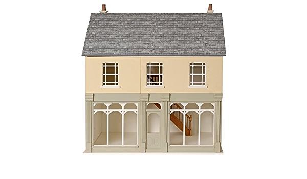 Testata UMT11 Casa Delle Bambole Miniature 1//12 Scala Porta Frontone Orlo