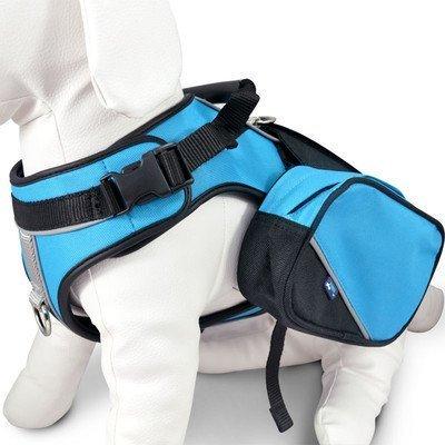 Wacky Pfoten Pet Sport Travel Harness,