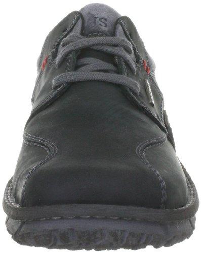 Josef Seibel 14520, Chaussures de ville homme Noir-TR-H1-26