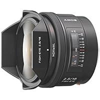 Sony Objectif Fisheye SAL-16F28 Monture A Plein Format 16 mm F2.8