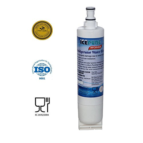 Whirlpool 4396510 Compatible Water Filter Refrigerator RFC0500A