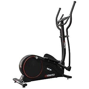 41uydJAwbVL. SS300  - Viavito Sina Elliptical Cross Trainer - Black