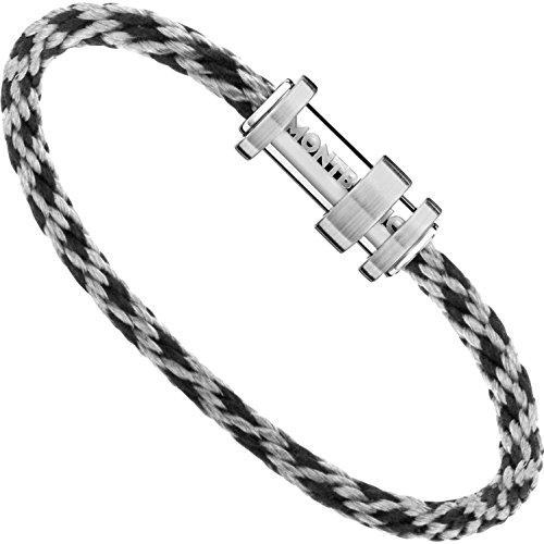 Preisvergleich Produktbild Montblanc Bracelet Steel Nylon Band 68