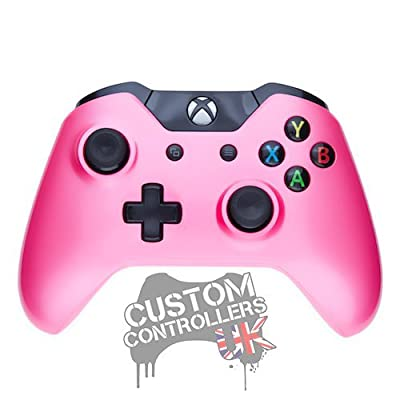 Xbox One Custom Controller - Gloss Pink