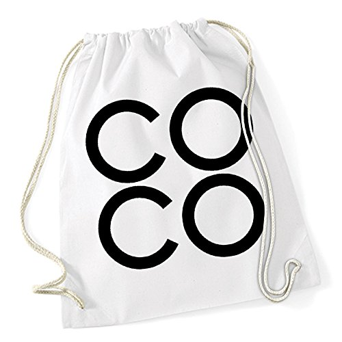 Coco Gymsack White Certified Freak