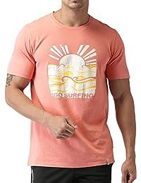 2GO Men's Cotton T-shirt