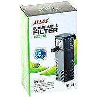 Trade Shop traesiopompa Filtro Interno Sumergible biofiltro para de Acuario ipf-2284W 220L/H