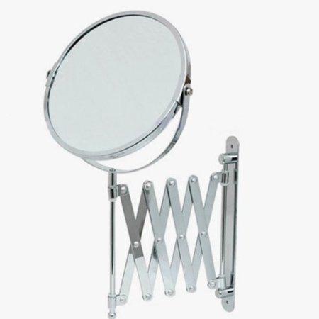 SUCCSALE- Designer Kosmetikspiegel-Scherenspiegel-Wandspiegel- Badspiegel-1:1 Ansicht und 2 Fach...