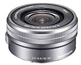 Sony Selp1650 16-50Mm Power Zoom-Objektiv, Silber (Non-Retail-Paket)