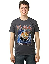 Def Leppard Pyromania Front And Back Men's T-Shirt