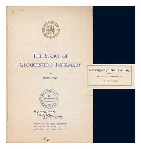 18th Tee (The story of Gloucester's infirmary : compiled on the occasion of the bi-centenary of the opening, 18th July, 1761 / by Brian Frith)