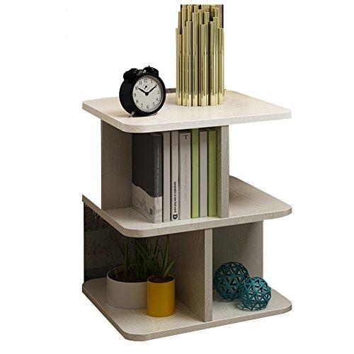 CTGAB laptoptisch- Sofa Side Moderne Kleine Wohnung Wohnzimmer 48 * 48 * 55 cm (Farbe : A)