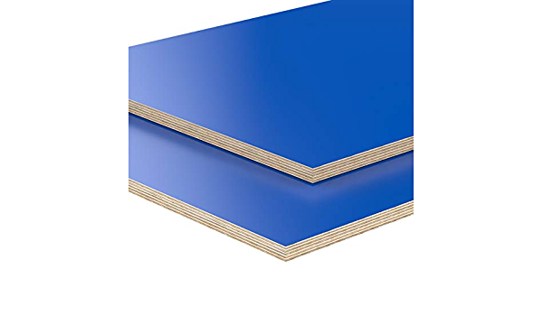 15mm Multiplex Zuschnitt schwarz melaminbeschichtet L/änge bis 200cm Multiplexplatten Zuschnitte Auswahl 60x60 cm