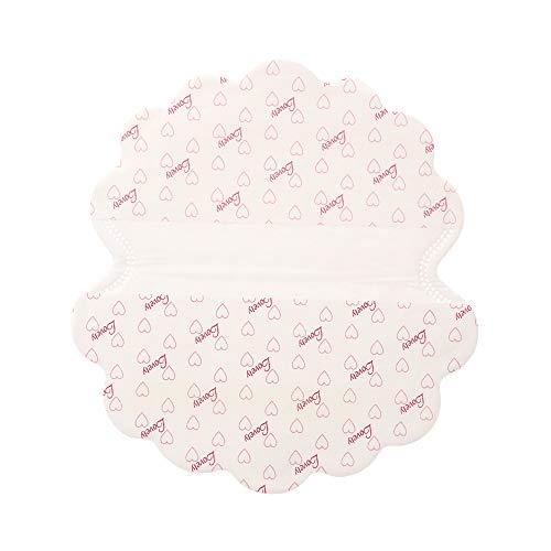 Unterarm Sweat Pads Unsichtbare Achselhöhle Sweat Pads Einweg-Kleid Shields Sweat Guard Protector für Frauen & Männer -