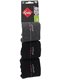 Pack 3 paires chaussettes k-sport
