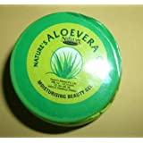 Nature's Essence Aloe Vera Moisturizing Beauty Gel, 450 g