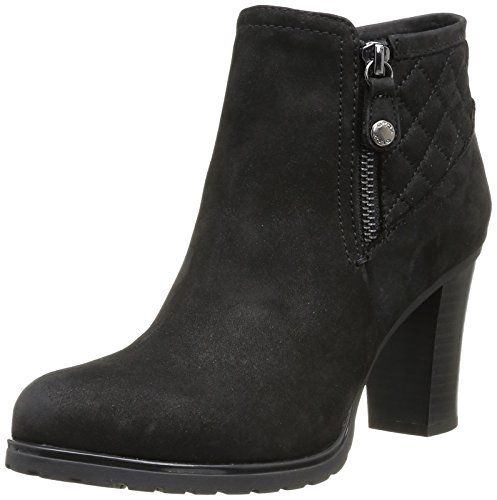 Geox Donna Trish Stivali, Boots femme Noir (Black)