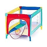 XXHDYR Gioco Recinzione Pieghevole colorato Adatto per Bambini Coperta Portatile Super Alta 76 Centimetri di Sicurezza per Bambini Recinzione Recinto per Bambini (Color : 65x125cm)