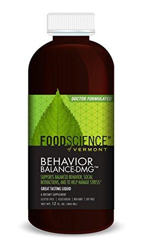 NT Behavior Balance DMG Flüssig 12 oz (Food Science Of Vermont)