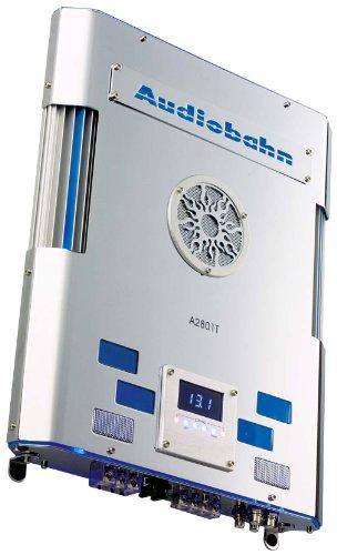 Audiobahn A2801T, 2-Kanal Class A/B Mosfet Power Amplifier, Verstärker Audiobahn Stereo
