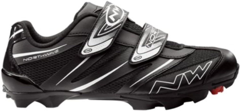 Northwave - northwave - scarpa tecnica mtb-shoes - spike pro - 8012200710 - nero - 34  -