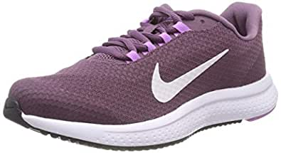 Nike Men's WMNS RUNALLDAY Violet Dust Running Shoes-4 UK/India(37.5EU) (898484-500)