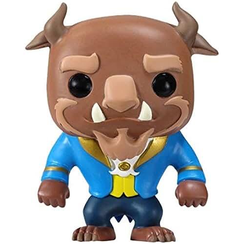munecos pop kawaii FUNKO Pop! Disney: The Beast Collectible figure Disney: The Beast - figuras de acción y de colección (Collectible figure, Dibujos animados, Disney: The Beast, Multicolor, Vinilo, Caja)