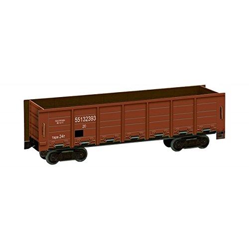 chemin-de-fer-modele-3d-puzzle-gondola-brun-clever-142762