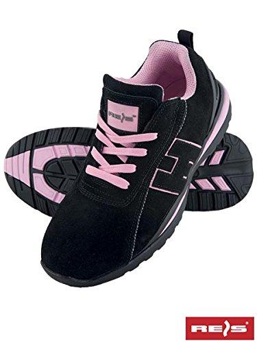 Arbeitsschuhe Sicherheitsschuhe ARGENTINA Schuhe Gr.36-41 Schutzschuhe Damenschuhe Stahlkappe (41)