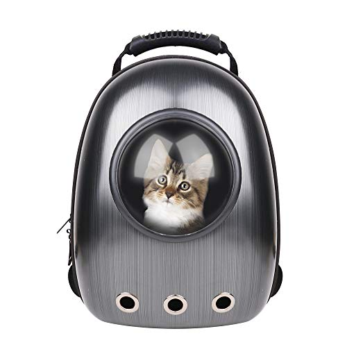 d88aad6efd RCruning-EU Pet Carrier Capsule Portable Bubble Carrier Waterproof  Transparent Breathable Space Capsule Backpack For Dog Cat Puppy Animals  Outdoor Travel ...