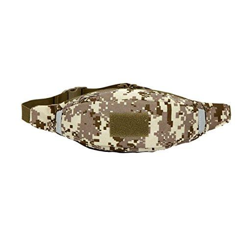 Multifunktionale Outdoor Fitness Sporttaschen Mehrfarbig Camouflage6