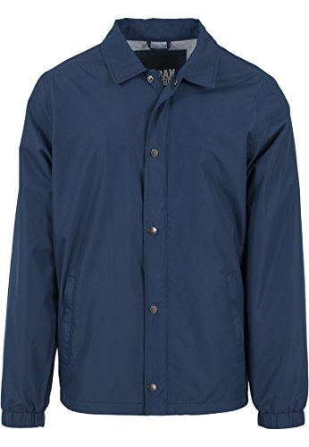 URBAN CLASSICS - Coach Jacket (navy) Navy