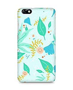 Amez designer printed 3d premium high quality back case cover for Huawei Honor 4X (Cute Pattern 3)