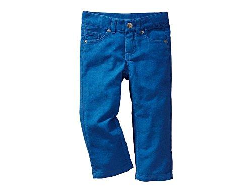 Kleinkinder Jungen Cordhose Hose (98, Blau)