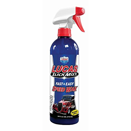 Lucas Oil Spray Renovateur Peinture Speed Wax