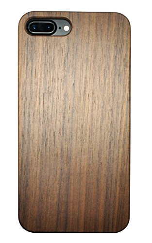 SunSmart iPhone 7 Plus Handy Cover aus Holz für iPhone 7 Plus mit 5.5''-Zoll-Display - echtes Sandelholz -19 IP7+5.5''-12
