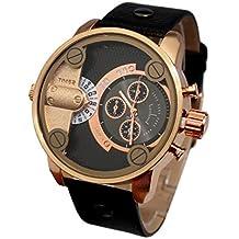 838fb8852c73 Amazon.es  relojes grandes de pulsera