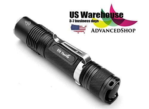 VG15S Upgrade XM-L21070lumens 5Modi EDC LED Taschenlampe 18650[uns Lager] by advancedshop