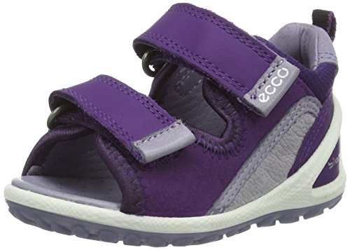Ecco Unisex Baby Lite Infants Sandal, Violett (50375IMPERIA Purple/ImpP/Light Purple), 23 EU