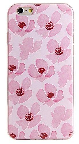 Voguecase® für Apple iPhone 7 4.7 hülle, Schutzhülle / Case / Cover / Hülle / TPU Gel Skin (Mathematik Formel 01) + Gratis Universal Eingabestift Vier Blütenblätter