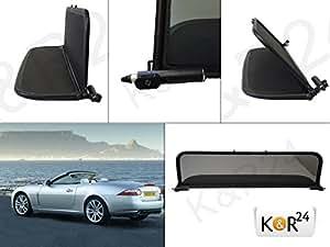 Filet Anti-Remous Coupe de vent Jaguar XK / XKR 2007 - Type 150 cabriolet produit haut de gamme
